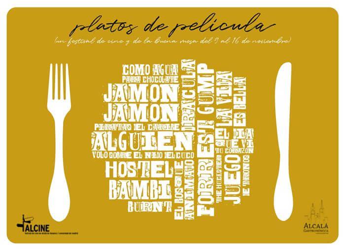 Prueba delicias de película en los restaurantes de Alcalá