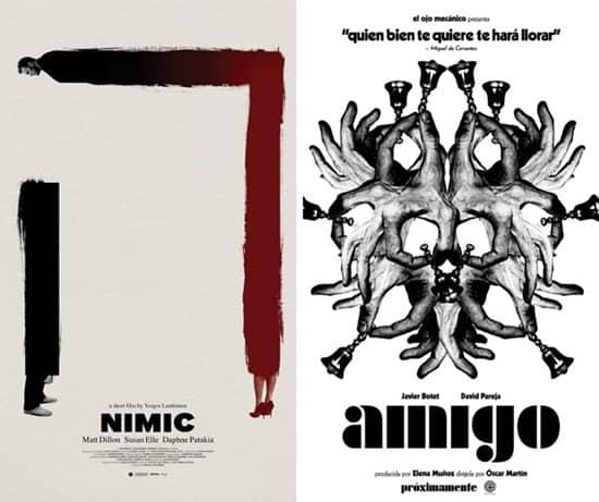 'Nimic', de Lanthimos y 'Amigo', de Óscar Martín, en la sesión inaugural  ALCINE49