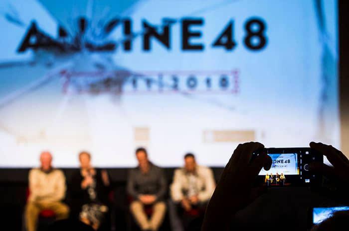 ALCINE48 en imágenes