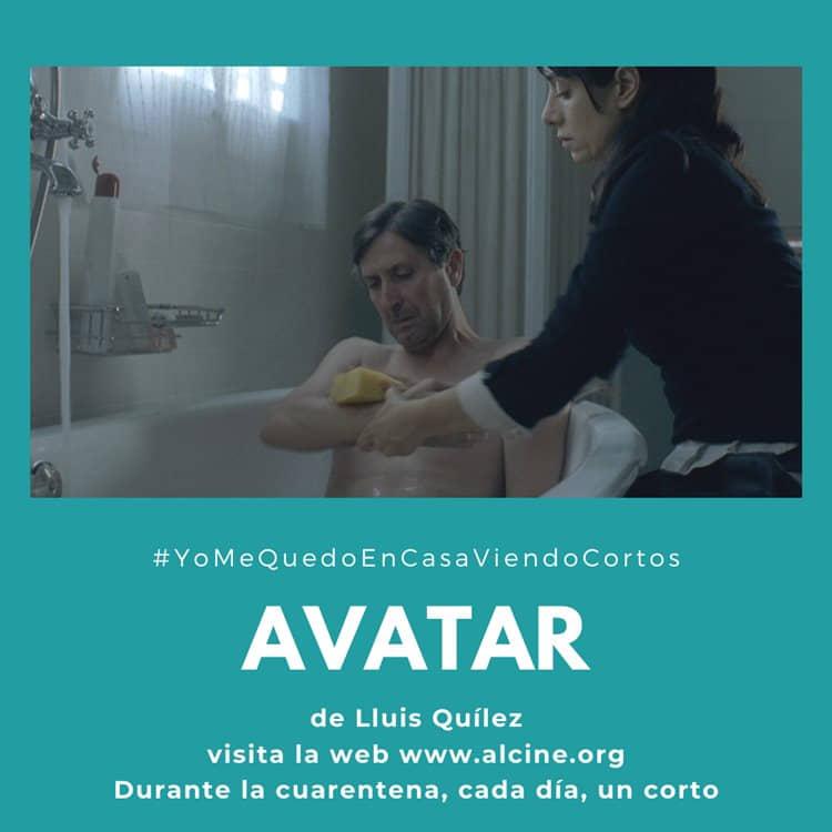 """""""Avatar"""", tensión y precisión en el corto de Lluis Quílez #YoMeQuedoEnCasaViendoCortos"""