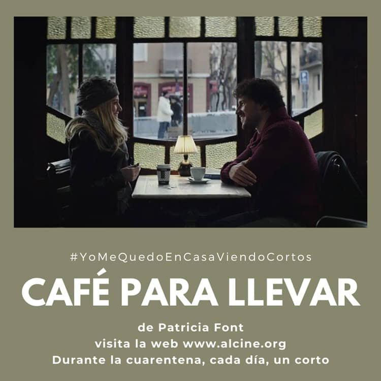 """El peso del pasado y un reencuentro inesperado en """"Café para llevar"""" #YoMeQuedoEnCasaViendoCortos"""