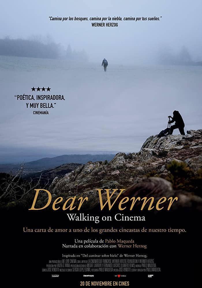 """""""Dear Werner"""", el acercamiento de Pablo Maqueda a Herzog, pone fin a la edición 2020 de Pantalla Cero"""