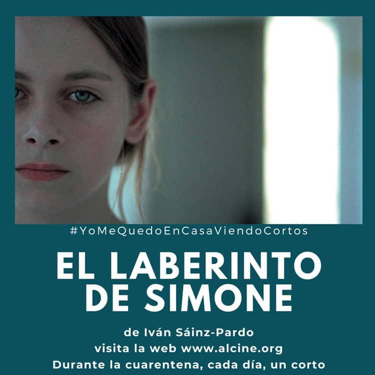 """""""El laberinto de Simone"""", poderosas imágenes que guardan un secreto #YoMeQuedoEnCasaViendoCortos"""