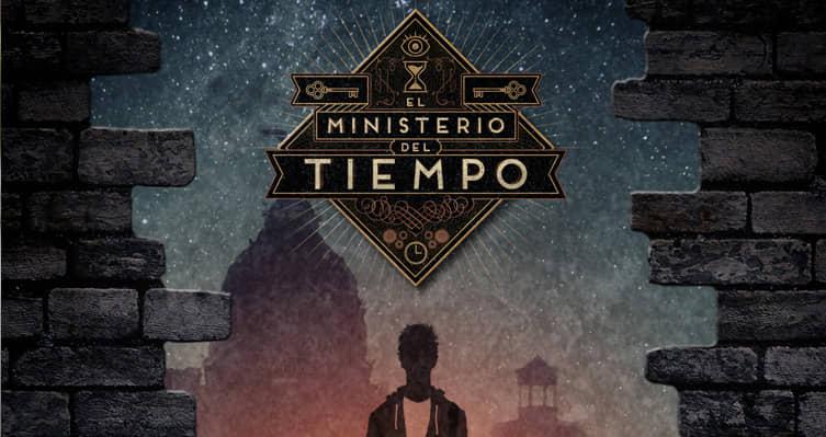 User t38 shows us the postproduction of El Ministerio del Tiempo