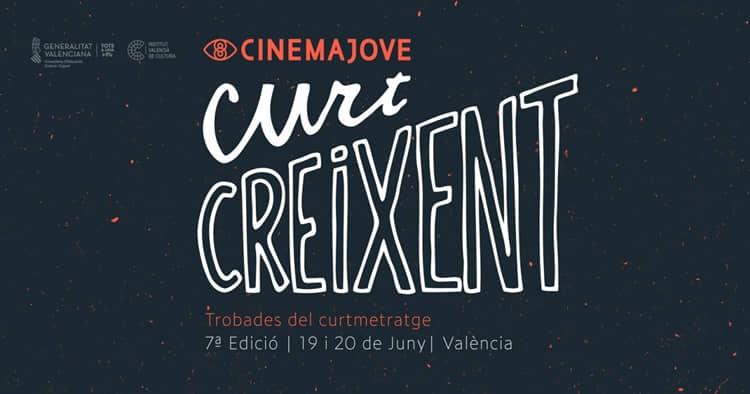 """Presencia importante de ALCINE50 en las jornadas """"Curt Creixent"""" de Cinema Jove"""