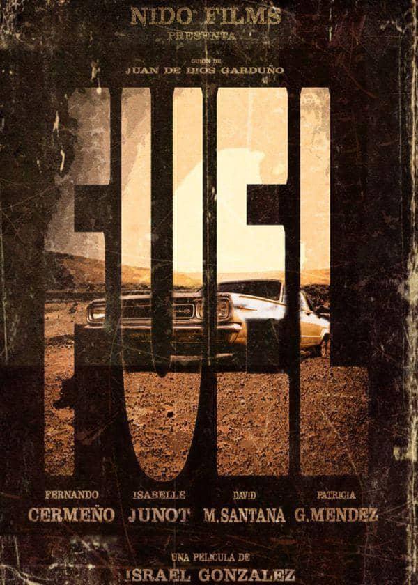 """Pantalla Cero continúa con el asfixiante thriller """"Fuel"""", de Israel González. Martes 10, 21h. Corral de Comedias"""
