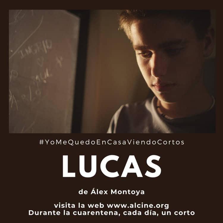 """""""Lucas"""", adolescencia, dinero y manipulación, por Álex Montoya #YoMeQuedoEnCasaViendoCortos"""