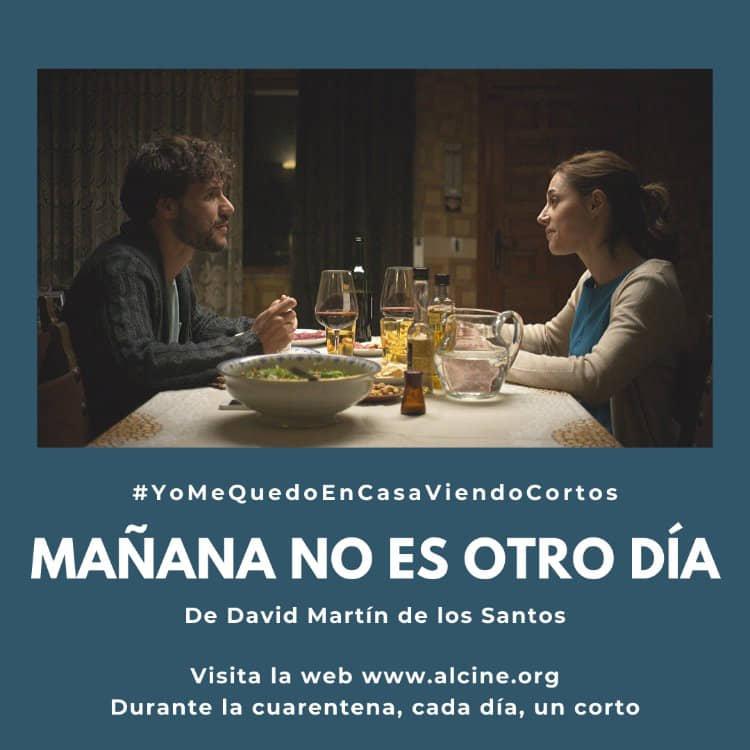 """""""Mañana no es otro día"""", retrato de pareja en (la) crisis #YoMeQuedoEnCasaViendoCortos"""
