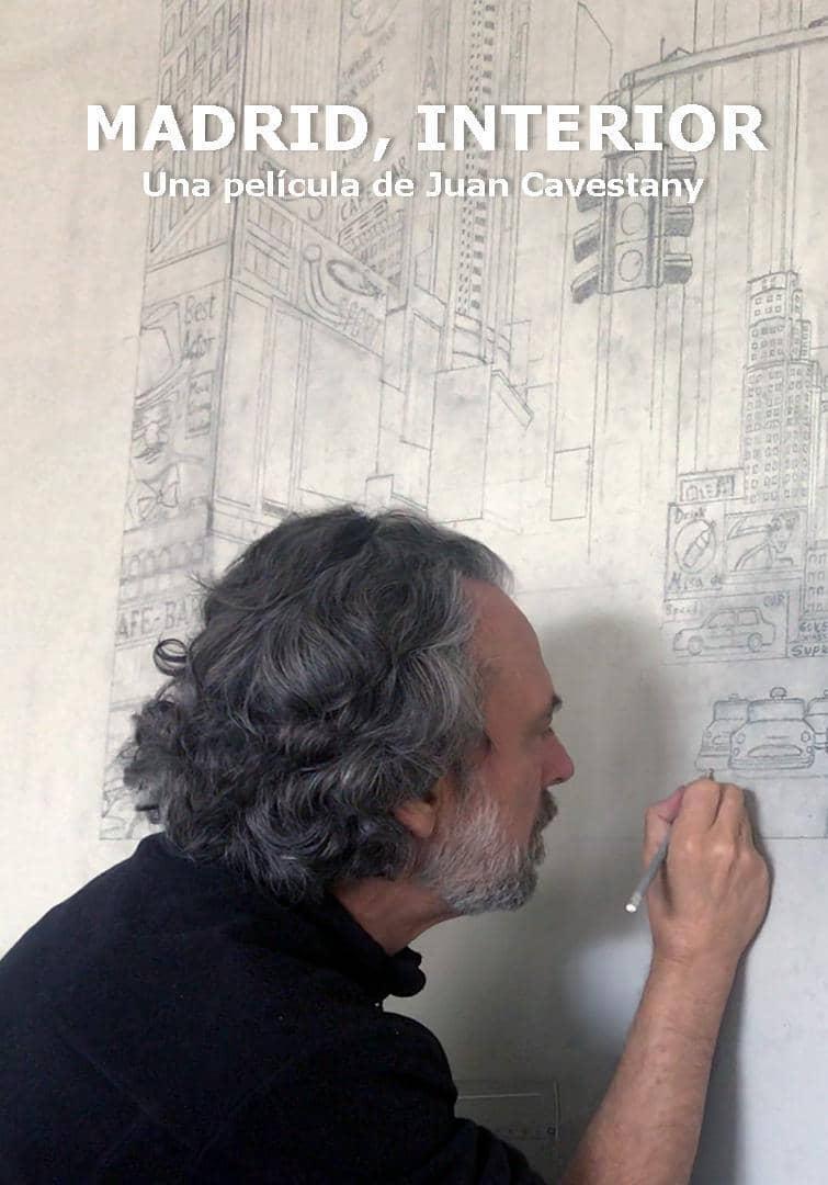 """Juan Cavestany vuelve a Pantalla Cero con """"Madrid, interior"""", retrato de un estado de ánimo. Miércoles 11, Corral de Comedias, 21h."""