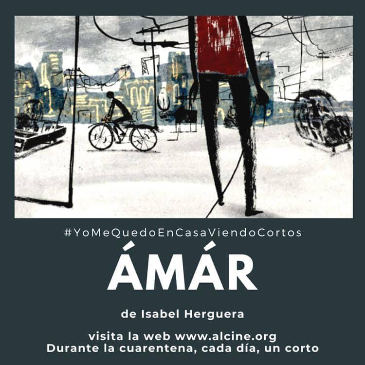 """""""Ámár"""", de Isabel Herguera, una pieza de artesanía y belleza #YoMeQuedoEnCasaViendoCortos"""