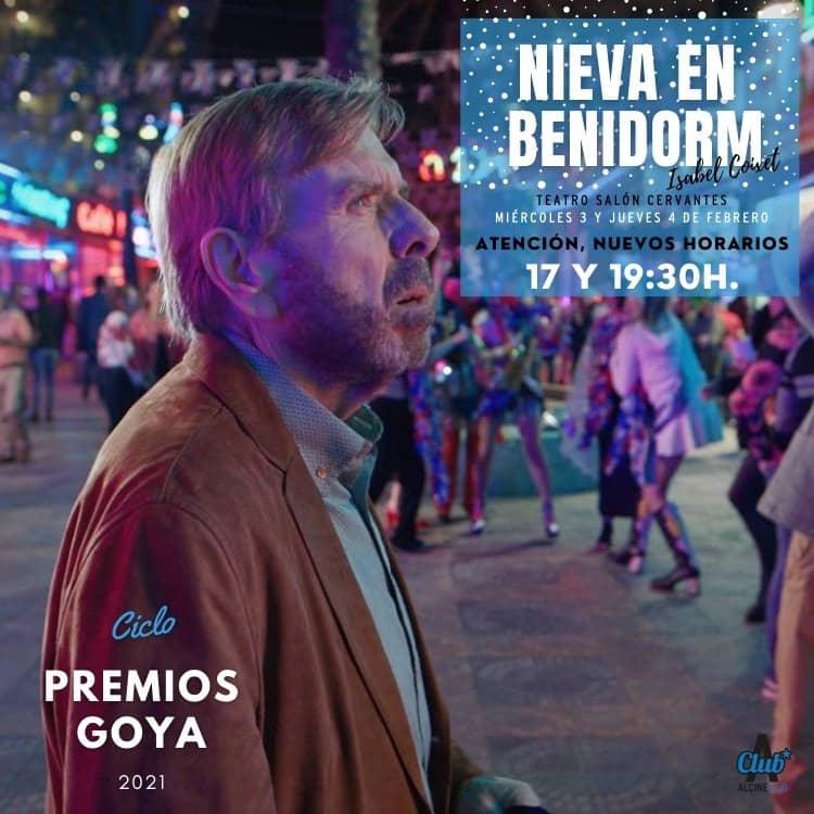 """Comienza el ciclo de los Goya con """"Nieva en Benidorm"""", de Isabel Coixet"""
