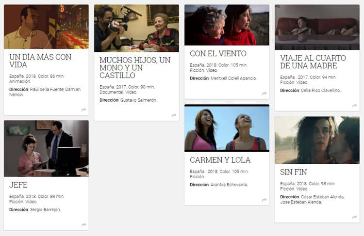 Pantalla Abierta mostrará las mejores primeras películas del año