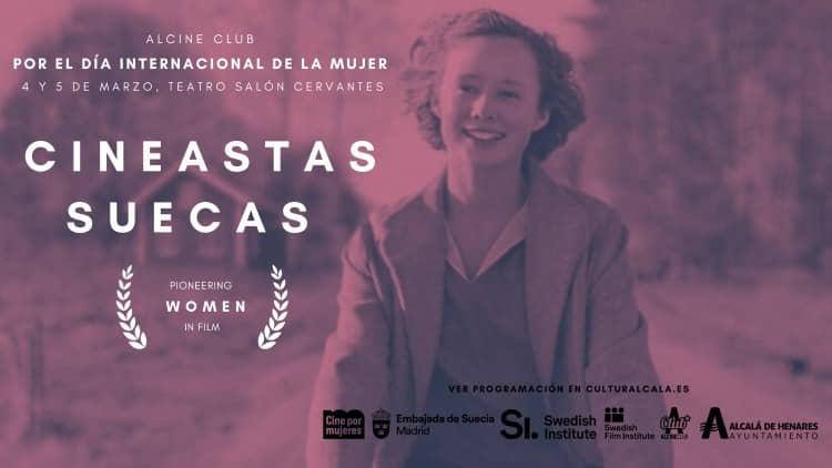 Ciclo de cineastas suecas para celebrar el Día Internacional de la Mujer