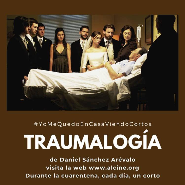 """""""Traumalogía"""", miserias y traumas de una gran familia española #YoMeQuedoEnCasaViendoCortos"""