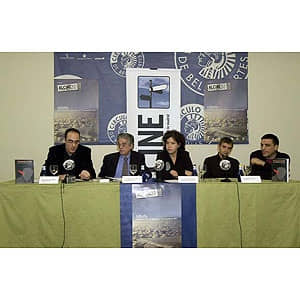 Presentación ALCINE33 (Madrid)
