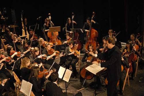 Concierto de la Orquesta Ciudad de Alcalá
