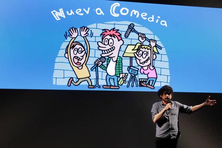 Nueva Comedia Cortita