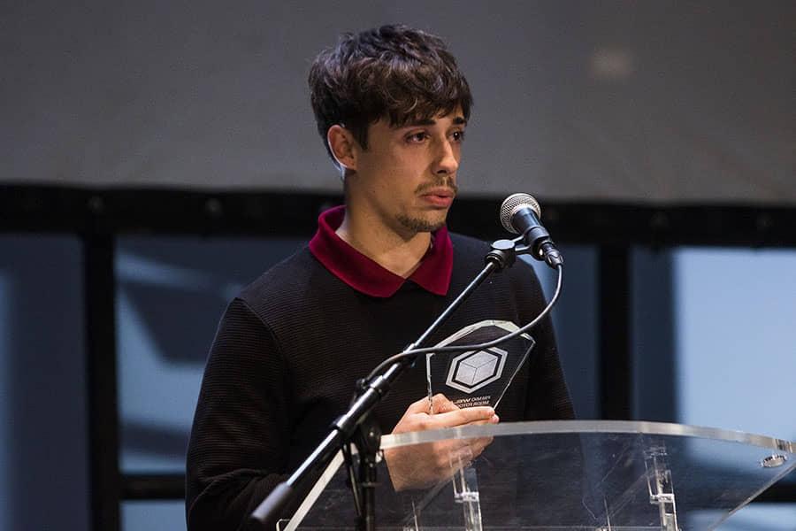 Alejandro Buera (Ráfagas de vida salvaje), Premio WELAB a la Mejor Fotografía