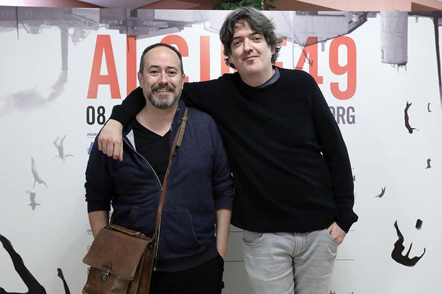 Pantalla Abierta. Alex Montoya, Jordi Aguilar (La Asamblea)_Jue 14_18:30 h._01