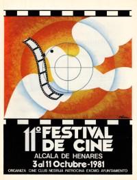 Cartel XI Festival de Cine