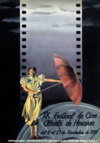 Cartel XX Festival de Cine