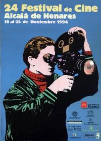 Cartel XXIV Festival de Cine
