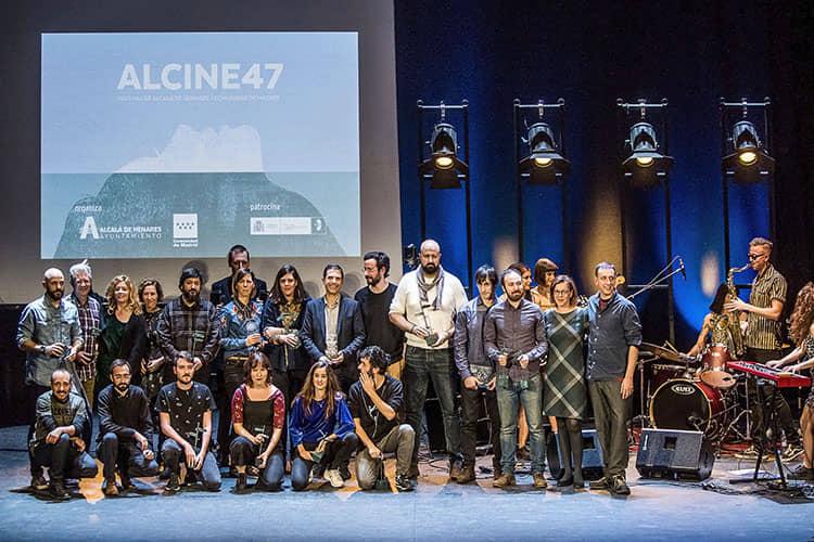 Gala de clausura de ALCINE47