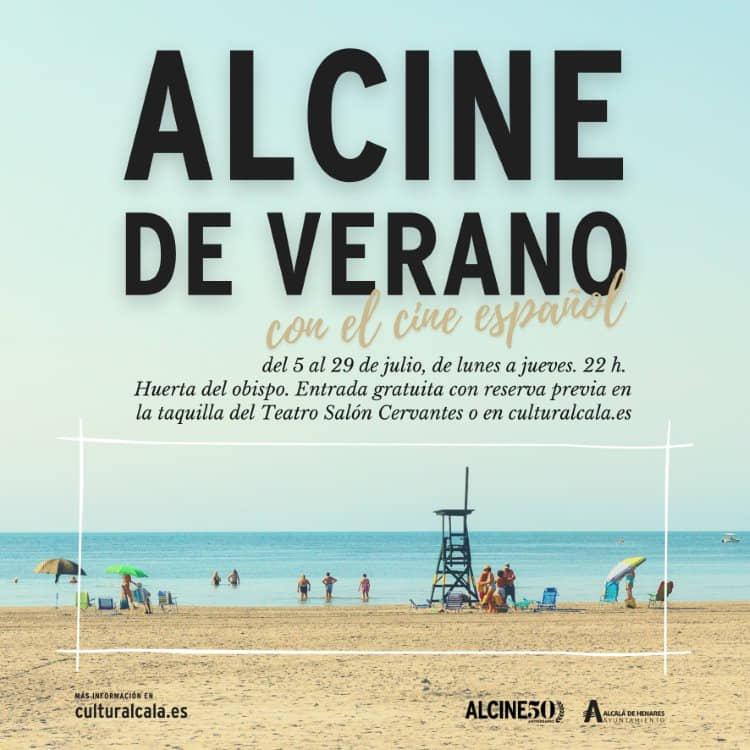 ALCINE de verano, del 5 al 29 de julio, llega con lo mejor del cine español reciente
