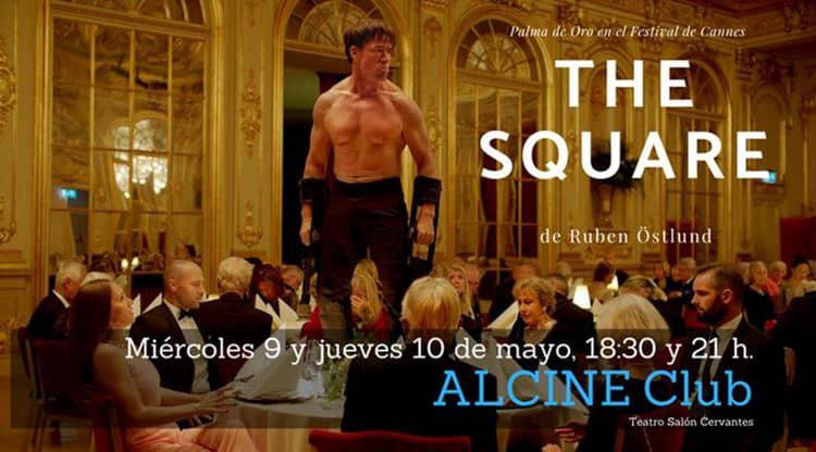 "La Palma de Oro del último Festival de Cannes aterriza en ALCINE Club: ""The Square"""
