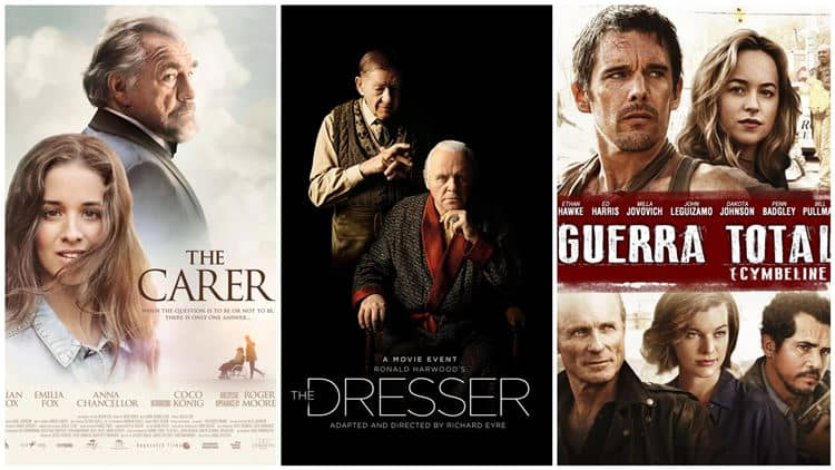 Clásicos en Alcalá dedica su sección de cine los actores y Shakespeare