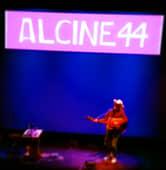Una noche de música con #ALCINE44