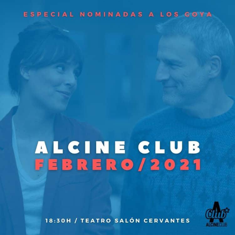Vuelve ALCINE Club en febrero con un ciclo sobre las nominadas a los Goya 2021