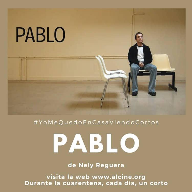 """Nely Reguera se pasea por el lado oscuro de la familia en """"Pablo"""" #YoMeQuedoEnCasaViendoCortos"""