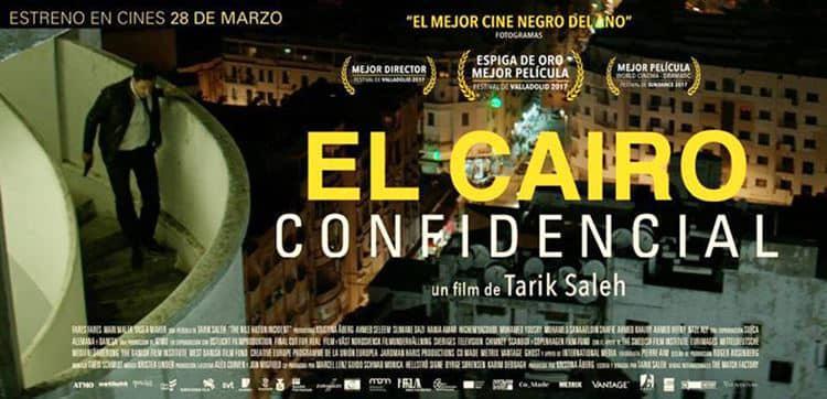 """ALCINE Club nos acerca el cine negro de """"El Cairo confidencial"""""""