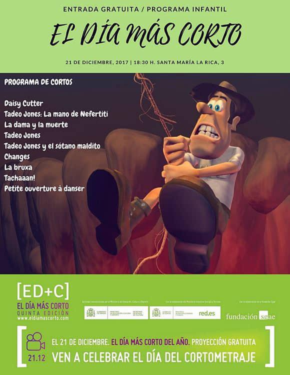 ALCINE celebra el día más corto con animación para niños