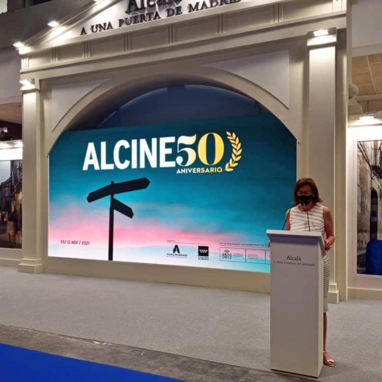 ALCINE50 es presentado en FITUR