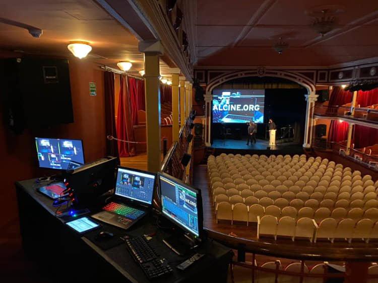 Sigue la Clausura de ALCINE2020 (edición limitada) en streaming. Viernes 13, 20 h. Teatro Salón Cervantes