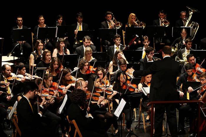 La Orquesta Ciudad de Alcalá nos trae los sonidos del cine en tiempos de guerra