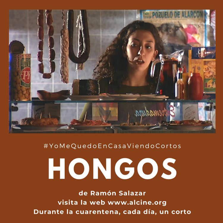 """""""Hongos"""", más de 50 premios para el debut de Ramón Salazar #YoMeQuedoEnCasaViendoCortos"""