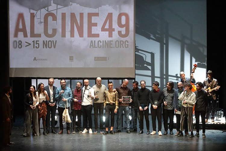 Palmarés de ALCINE49