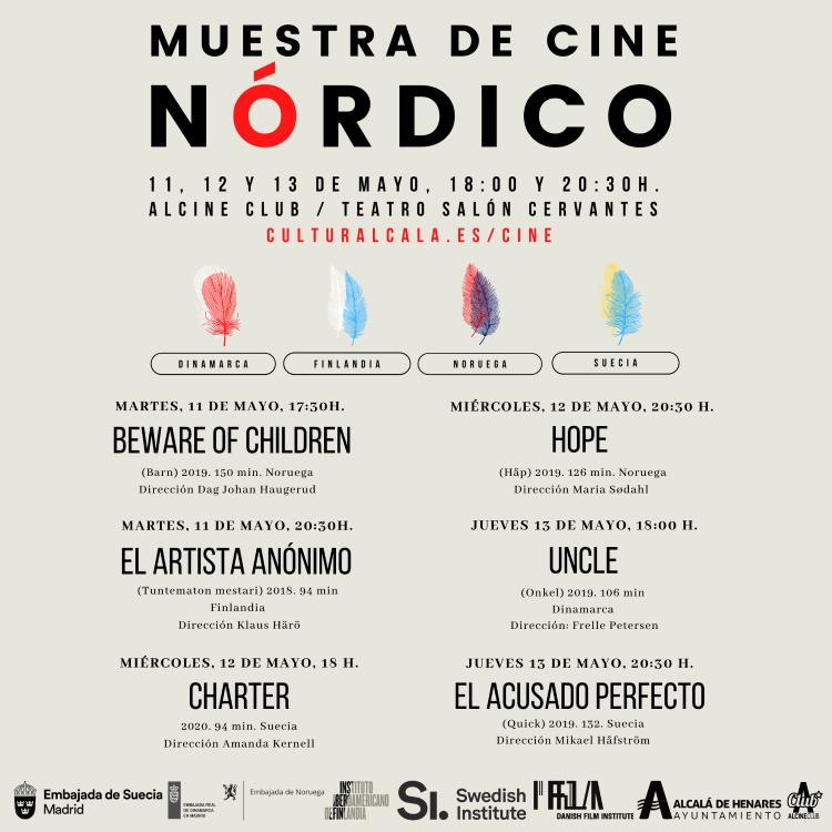 Muestra de Cine Nórdico, del 11 al 13 de mayo. Seis títulos recientes imprescindibles