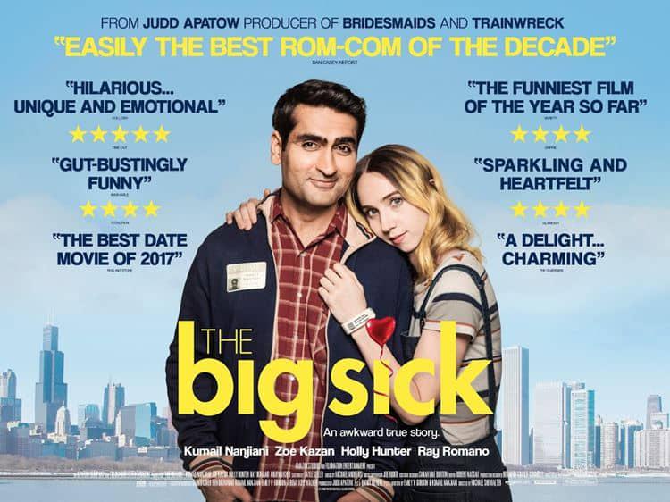 """ALCINE Club proyecta una comedia romántica sin exceso de azúcar,  """"La gran enfermedad del amor"""""""