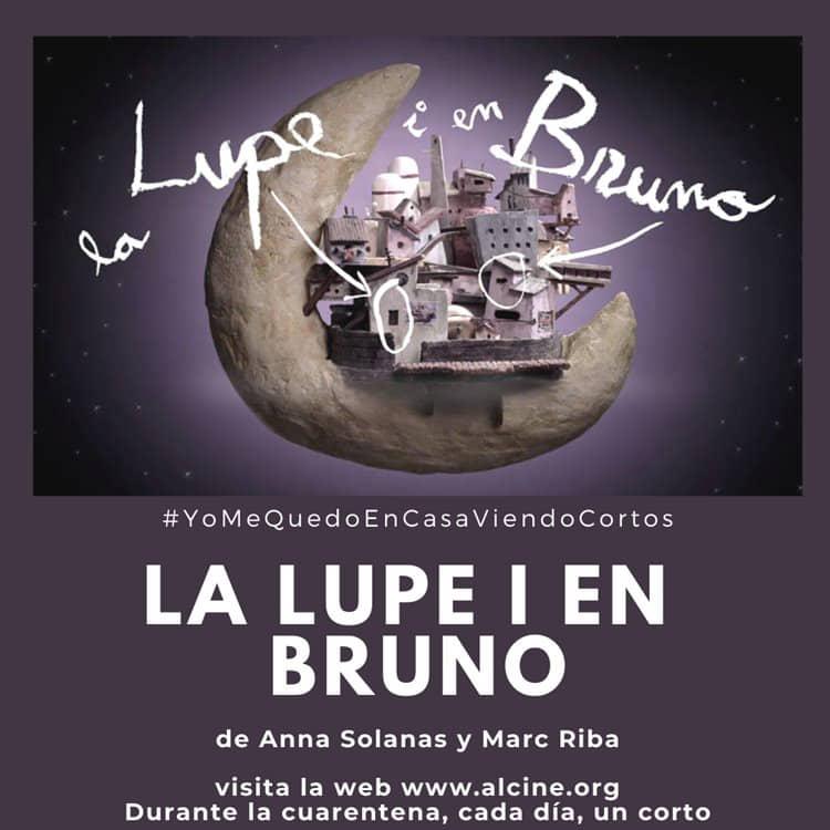 """""""La Lupe i en Bruno"""", multipremiado corto de dos clásicos de la animación española, Anna Solanas y Marc Riba #YoMeQuedoEnCasaViendoCortos"""