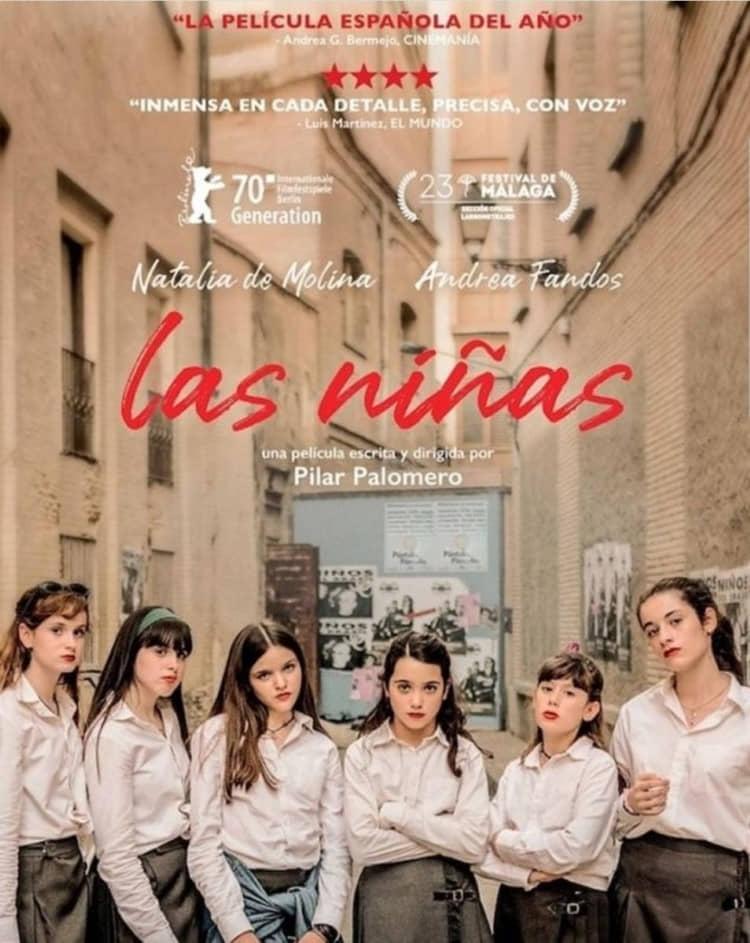 """""""Las niñas"""" abre Pantalla Abierta, la sección dedicada a las óperas prima más interesantes del año"""