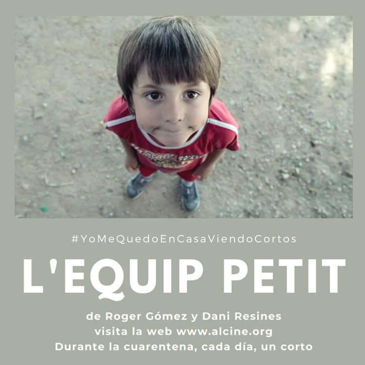"""Saber perder, la lección que no olvidarás de """"L´equip petit"""" #YoMeQuedoEnCasaViendoCortos"""
