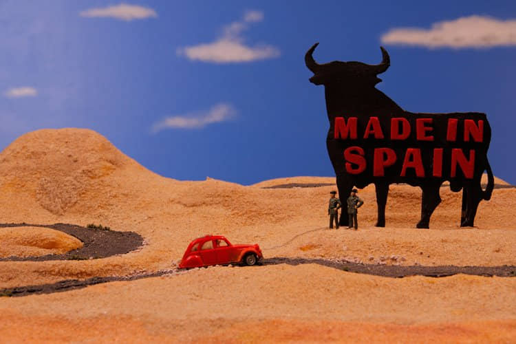 """""""Made in Spain"""", de Coke Riobóo, primer corto de #yomequedoencasaviendocortos"""