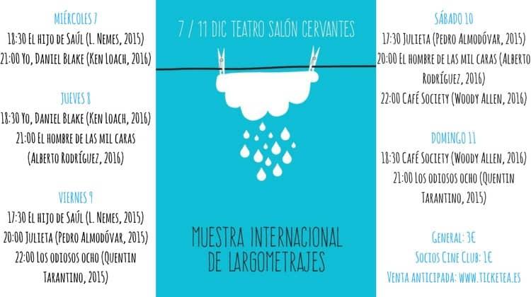 Se acerca la Muestra Internacional de Largometrajes