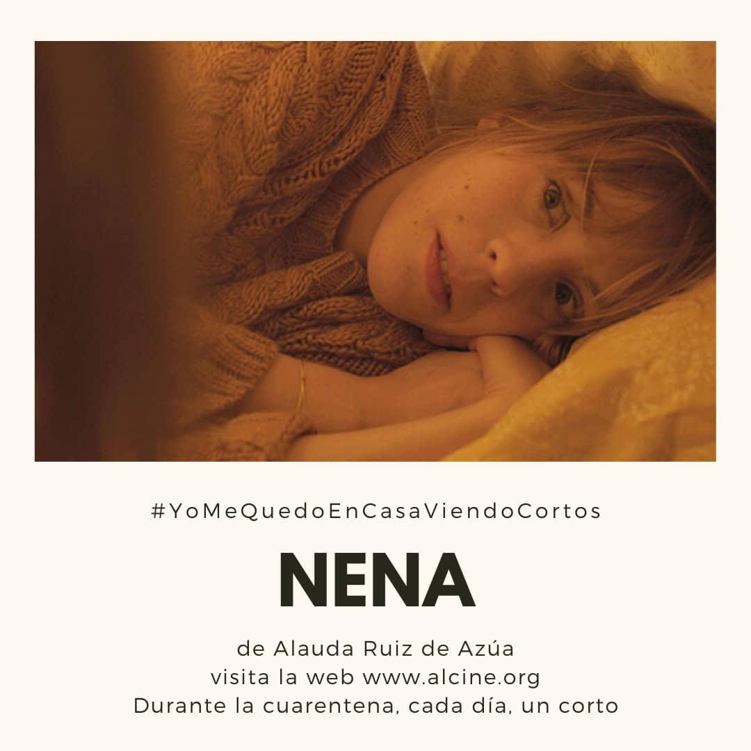 """""""Nena"""", adolescencia y corazones rotos, por Alauda Ruiz de Azúa #YoMeQuedoEnCasaViendoCortos"""