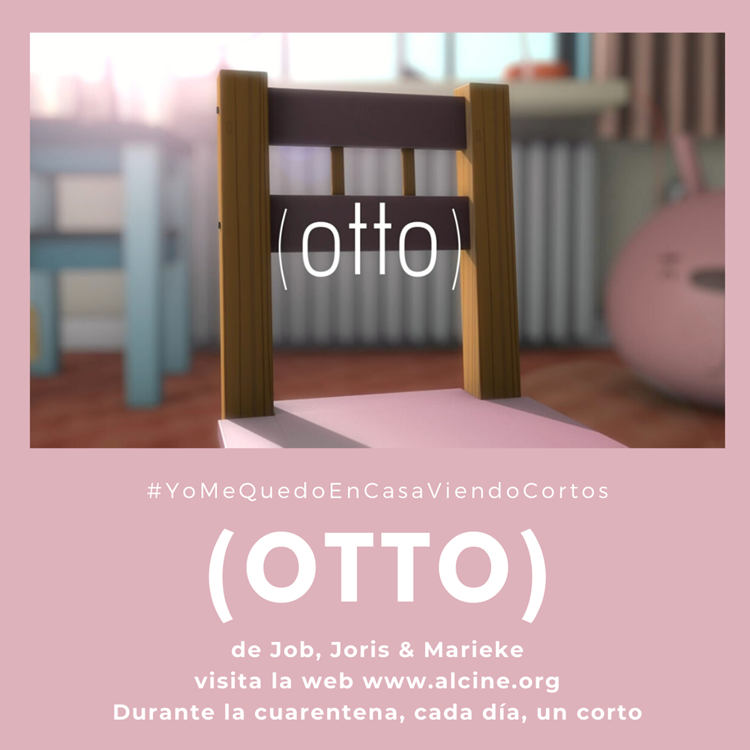 """La imaginación de Job, Joris y Marieke vuelve a sorprendernos en """"(Otto)"""" #YoMeQuedoEnCasaViendoCortos"""