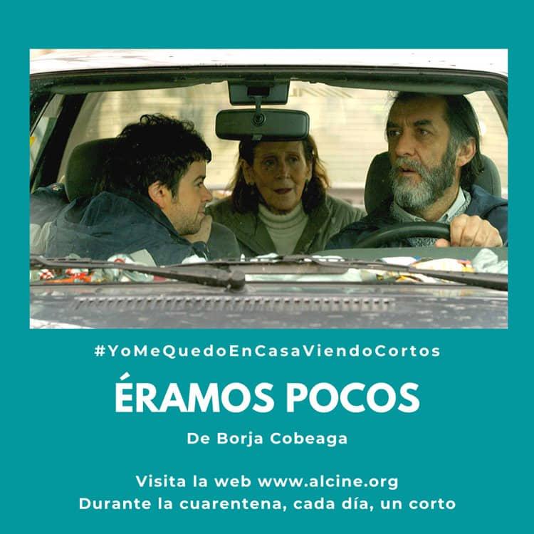 """""""Éramos pocos"""", humor negro a las puertas del Oscar #YoMeQuedoEnCasaViendoCortos"""